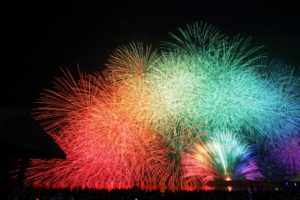 江戸川区花火大会2018年の日程・場所・穴場スポットは?市川市側情報も紹介!