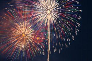 草加市民納涼大花火大会2017年の日程や穴場スポットは?交通規制情報も紹介!