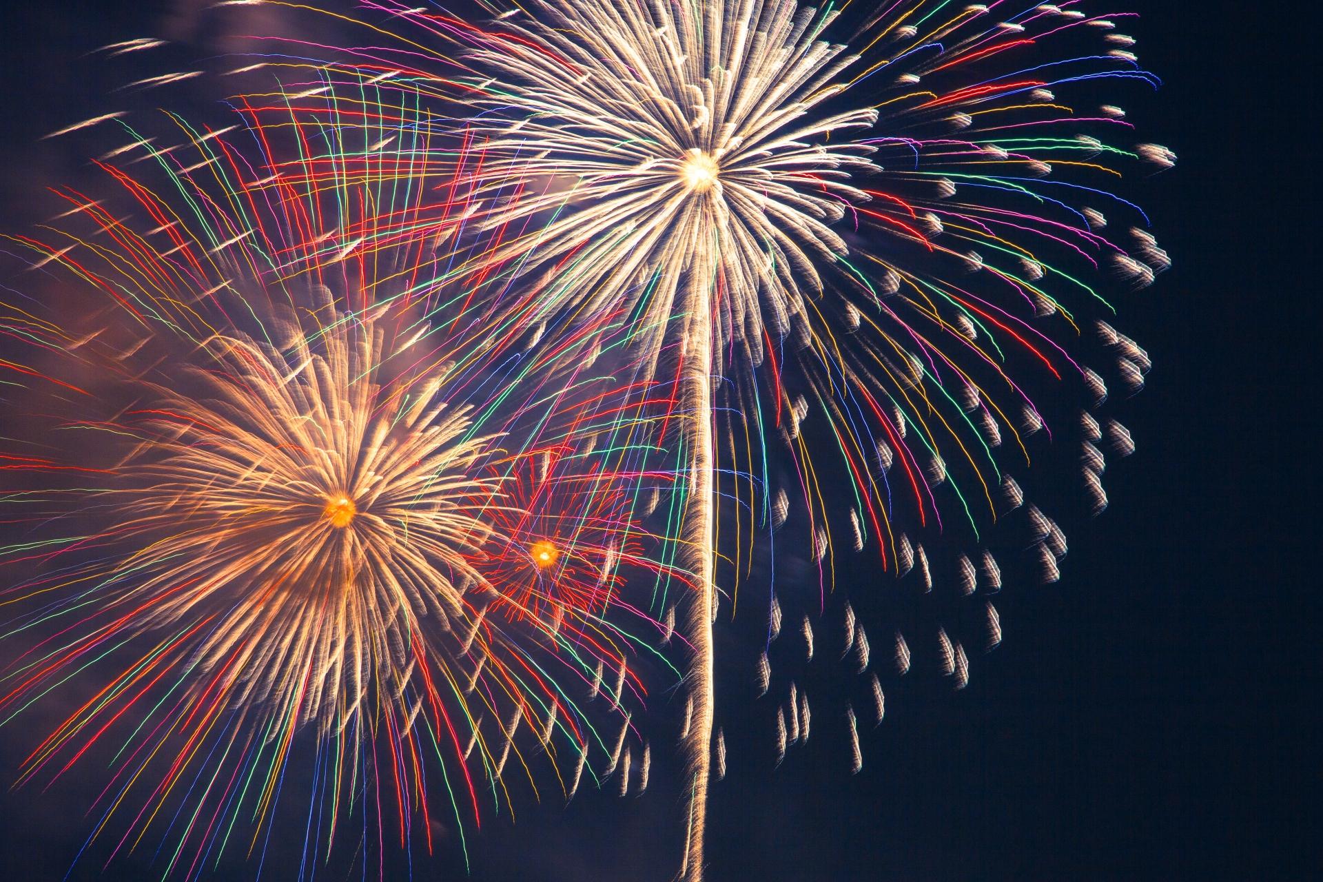 草加市民納涼大花火大会2018年の日程や穴場スポットは?交通規制情報も紹介!