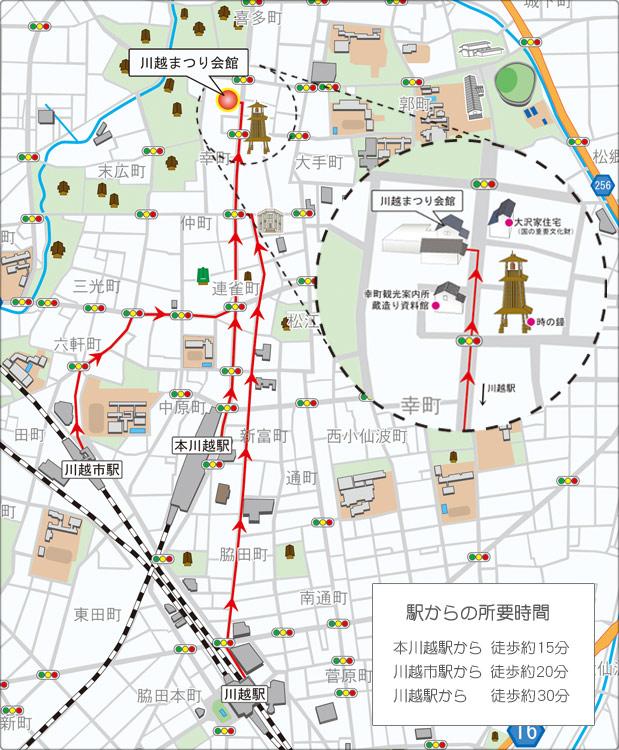 川越まつり2018年の日程や見どころは?小江戸川越の食べ歩きグルメもご紹介!