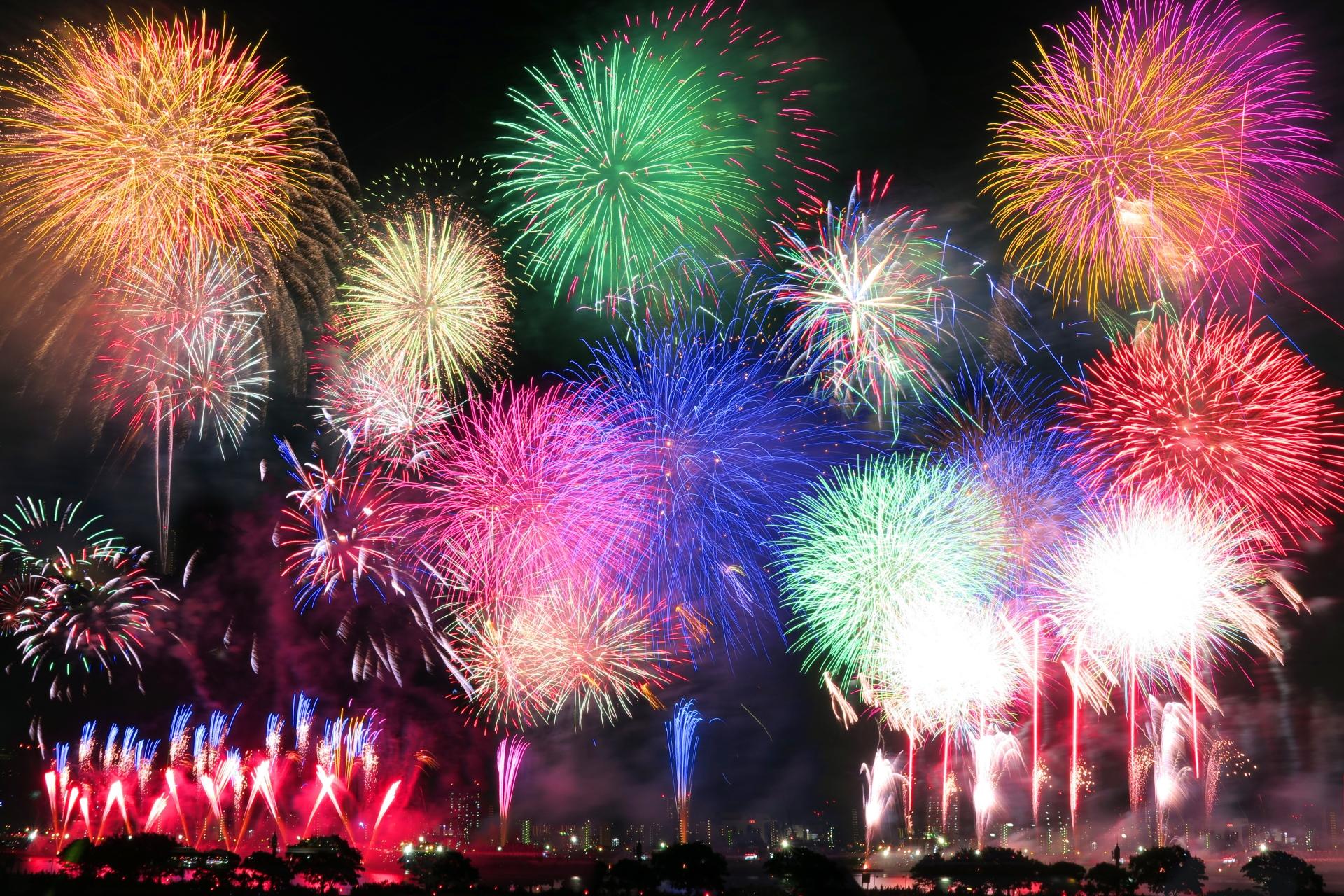 松戸花火大会2017年の日程、穴場スポットは?有料席や時間つぶしスポットも紹介!