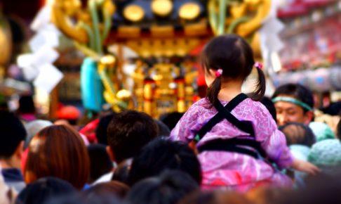 石川神社例大祭2017年の日程や見どころは?おすすめ散策&グルメスポットも紹介!