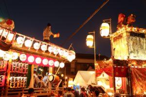 佐倉の秋祭り2017年の日程や場所、見どころは?周辺おすすめスポットも紹介!