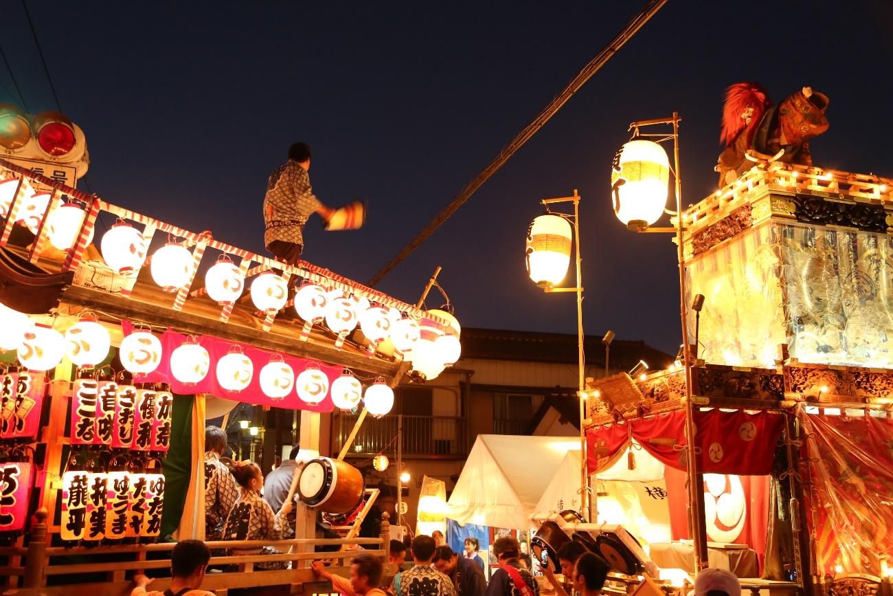 佐倉の秋祭り2018年の日程や場所、見どころは?周辺おすすめスポットも紹介!