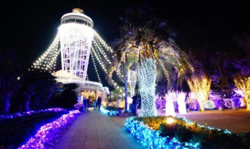江の島・湘南の宝石2018-2019期間や見どころは?新江ノ島水族館のイベントも紹介!