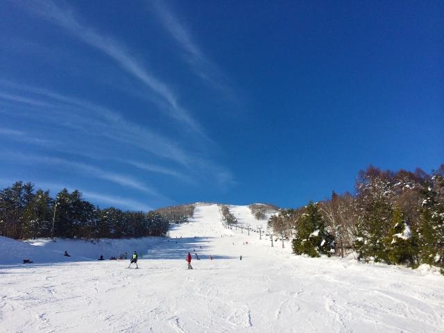 日帰りスキーを楽しもう!首都圏から2時間以内で行けるスキー場5選!