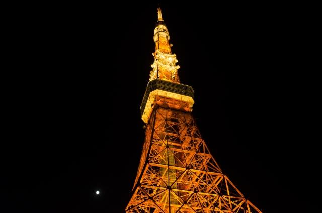 東京タワーイルミネーション2018-2019の期間や夜景を望むレストランを紹介!