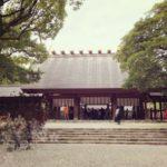 熱田神宮の初詣2018の屋台や混雑予想は?魅力的なパワースポットが満載!