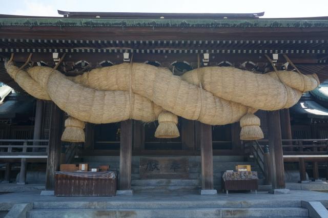 【2019】九州の定番初詣スポット5選!参拝客数順にランキングで紹介!