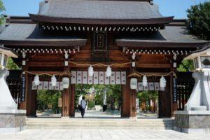 湊川神社の初詣2018の混雑や屋台情報は?種類豊富なお守りも紹介!