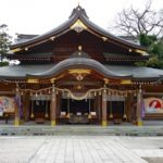 竹駒神社の初詣2018の駐車場や混雑予想は?屋台の出店もご当地グルメが満載!