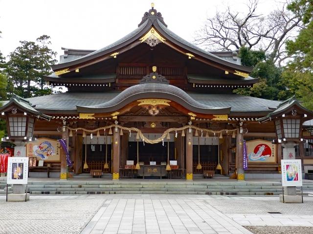 竹駒神社の初詣2019の駐車場や混雑予想は?屋台の出店もご当地グルメが満載!