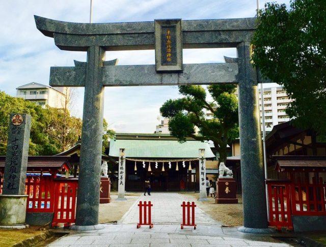十日恵比須神社の初詣2018のご利益や駐車場情報は?おすすめおみくじも紹介!