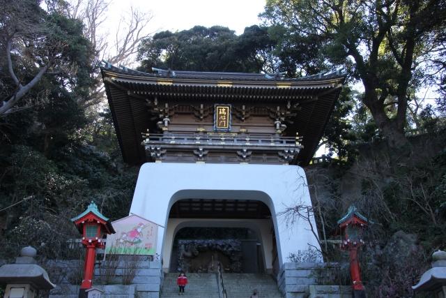 江島神社の初詣2019の混雑する時間は?気になるご利益とパワースポットも紹介!