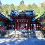 箱根神社の初詣2018の混雑予想や駐車場は?花火の打ち上げも魅力的!