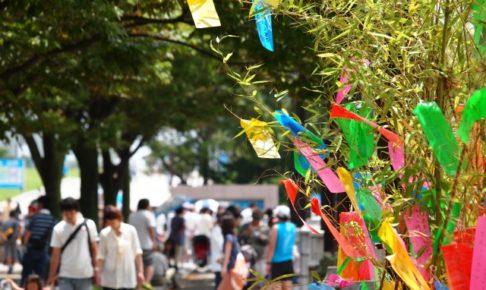 福生七夕祭り2018の見どころや出店は?駐車場や交通規制情報も紹介!