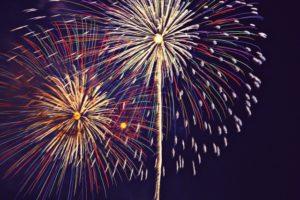 昭和記念公園花火大会2018年の日程や穴場スポットは?気になる屋台情報も紹介!