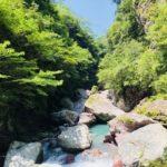 中津渓谷の紅葉2018!見ごろ・時期はいつ?おすすめ散策コースも紹介!