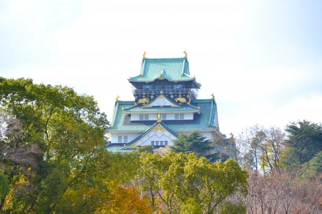 大阪城公園の紅葉2018!見ごろの時期は?最新スポットや混雑状況も紹介!