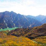 立山の紅葉2018!見ごろの時期はいつ?散策&登山コースも紹介!