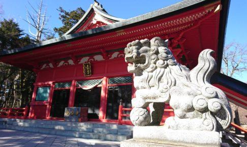 赤城神社の初詣2019の御朱印や駐車場は?人気のお守りも紹介!