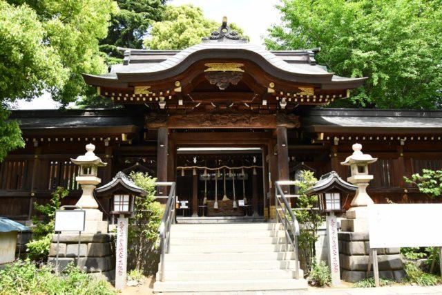 鳩ヶ谷氷川神社の初詣2019の御朱印やご利益は?川口市の勾玉巡りも紹介!