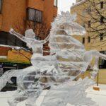 2019年氷彫刻世界大会の日程や見どころは?あさひかわ街あかりも紹介!