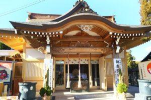 武蔵第六天神社の初詣2019の御朱印や駐車場は? お土産にぴったりの天狗羊羹も紹介!