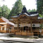 御岩神社の初詣2019のパワースポットやご利益は?光の柱の秘密に迫る!