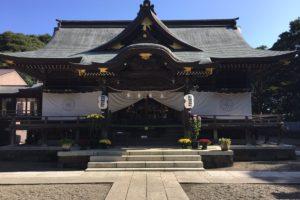 酒列磯前神社の初詣2019のご利益やパワースポットは?気になる御朱印も紹介!